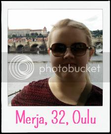 Merja, 32, Oulu