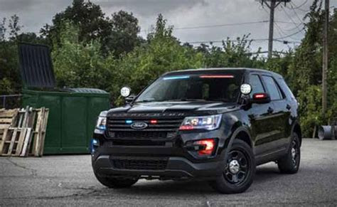 2020 Ford Expedition Police Interceptor Real Pictures