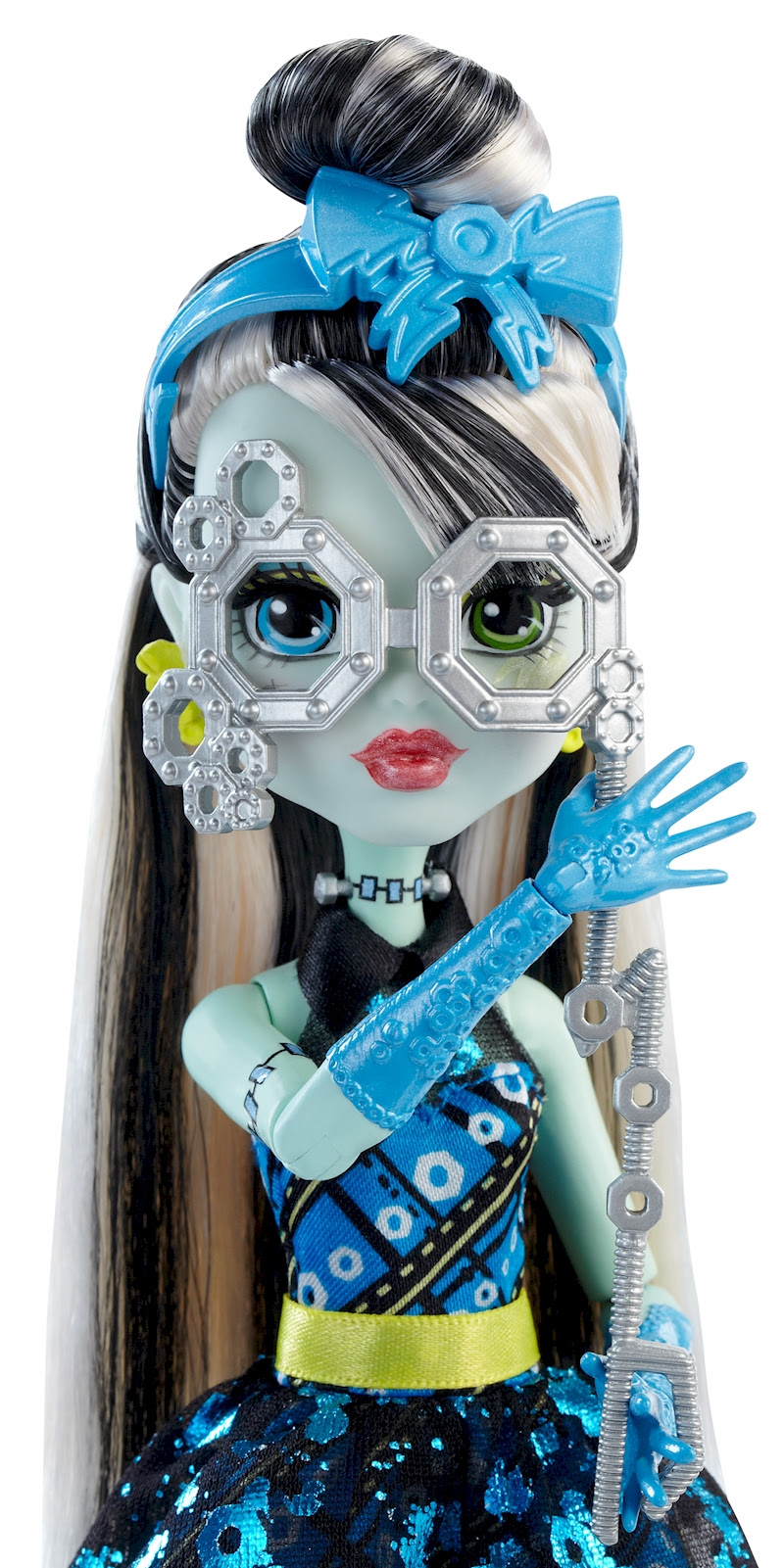 Monster High Welcome To Monster High Frankie Stein Doll Shop