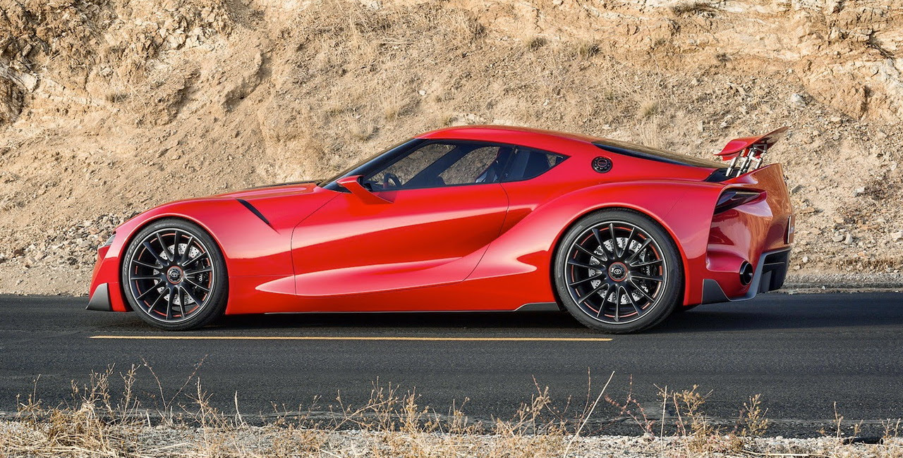 2016 Toyota Supra Will be Diving Debut by Bringing Hybrid Technology ...