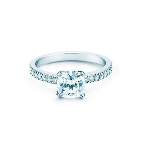 Engagement Rings: Novo Engagement Rings Tiffany Design