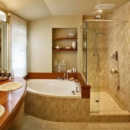 50 Amazing Bathroom Bathtub Ideas | RemoveandReplace.com