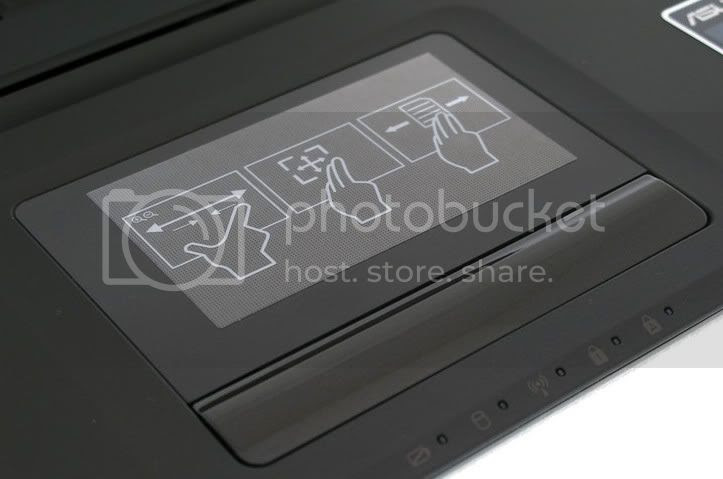 Asus Multi Touch
