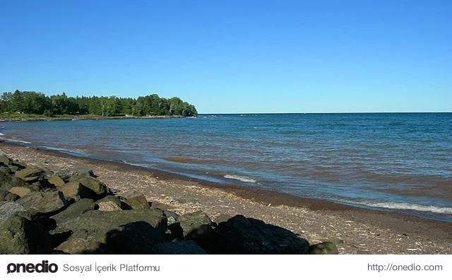 En Büyük Tatlısu Gölü - Lake Superior
