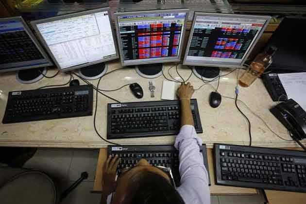 सपाट बंद हुए भारतीय शेयर बाजार, रियल्टी शेयर्स में मुनाफावसूली