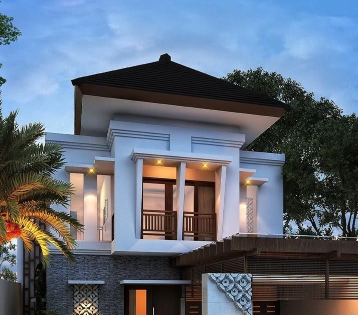 Desain Rumah Orang Bali