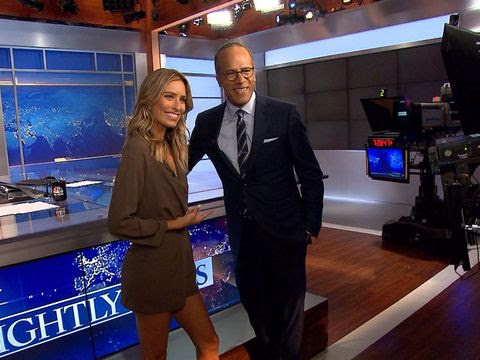 Lester Holt On Nbc Nightly News His Wife Carol And His Talk With