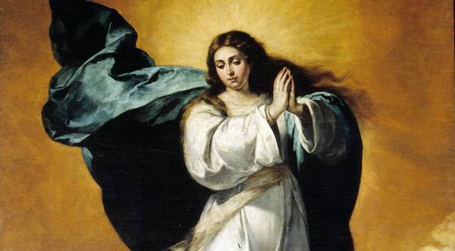 'La Colosal (Immaculate Conception)'. Seville Museum of Fine Arts © Ministerio de Cultura