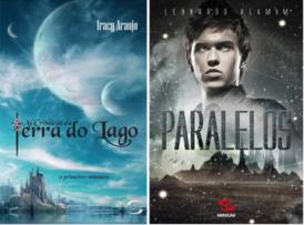Kit_8_As Crônicas da Terra do Lago_Paralelos