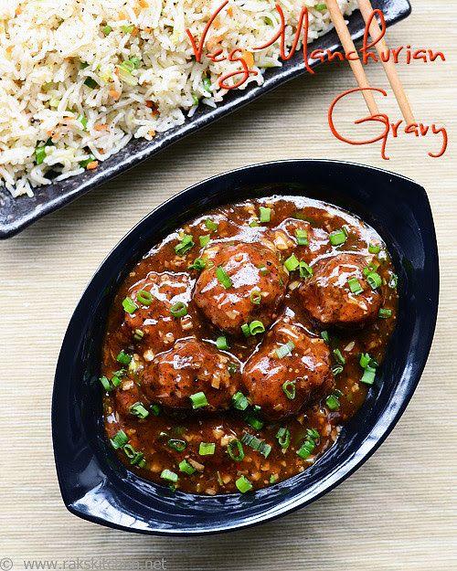 Veg manchurian gravy recipe how to make veg manchurian gravy veg manchurian gravy recipe forumfinder Image collections