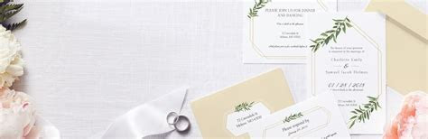 Wedding Invitations & Custom Wedding Stationery   Vistaprint