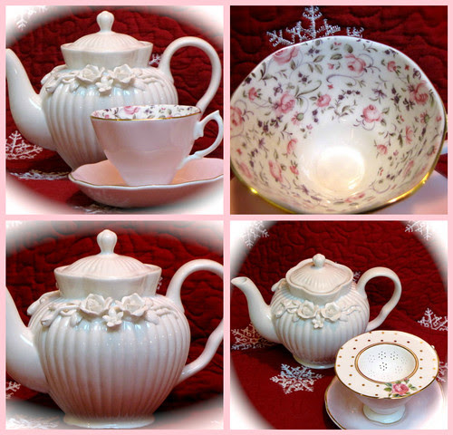 Royal Albert Tea Party!