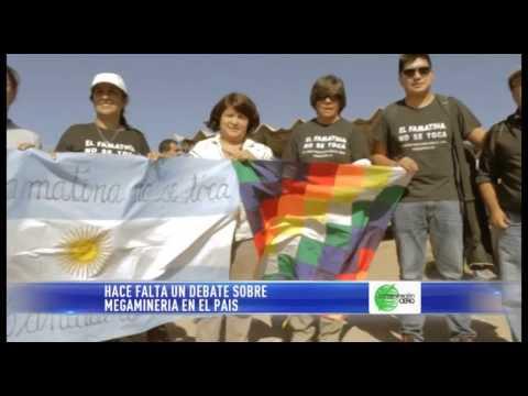 Extractivismo y nuevo gobierno nacional - VIDEO