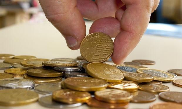 Segundo o Banco Central, a cada 10 moedas em circulação, só seis são usadas no dia a dia. / Foto: USP Imagens