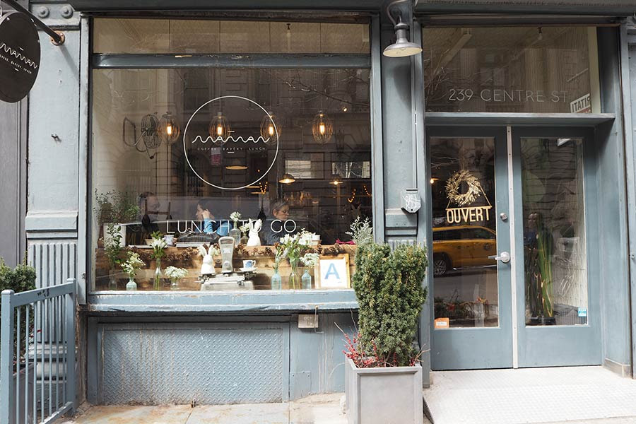 Quick Hits: Best Cafés for Work and Play in New York