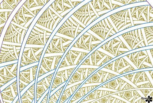 Ribbon Maze