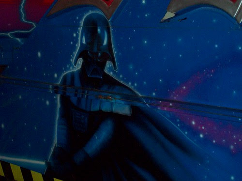 And now, for no real reason, here's Darth Vader.