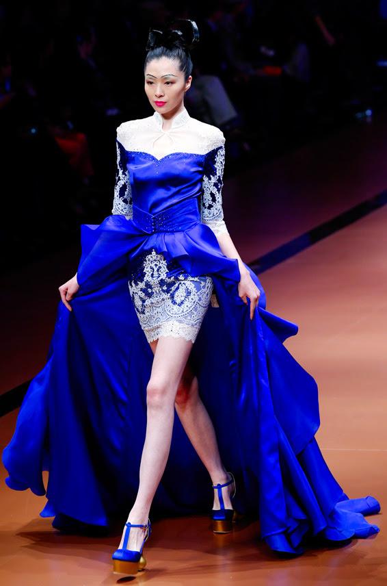 Est100 some photos china fashion week for O couture fashion