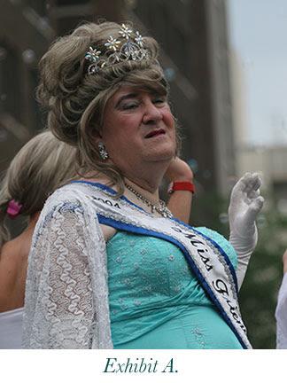 Vive la reine.