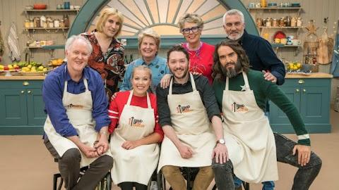 Comic Relief Bake Off Contestants