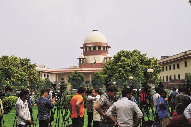 The Supreme Court on Thursday held that privacy is a fundamental right under the Constitution of India, but like all other fundamental rights, it is not absolute. Photo: Ramesh Pathania/Mint