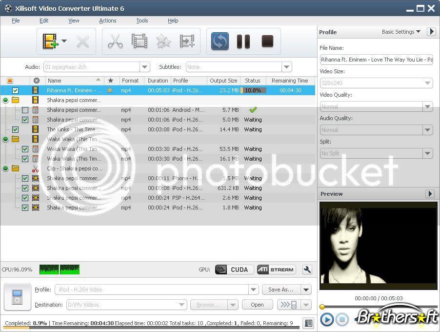 descargar gratis xilisoft video converter ultimate 6 español