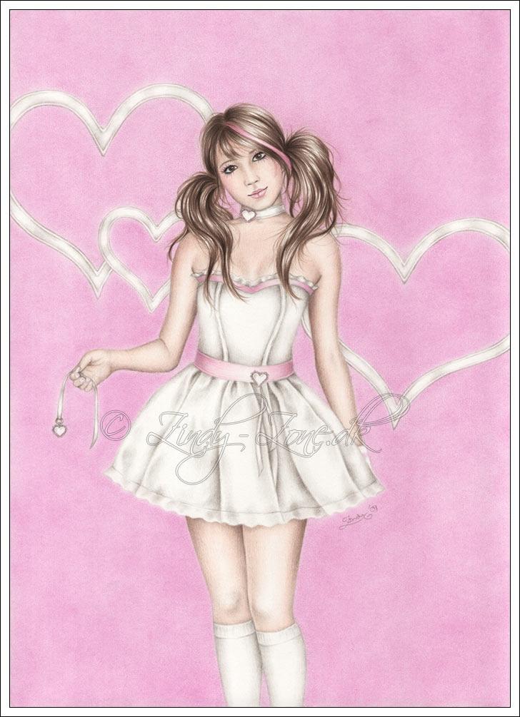 Girl of hearts