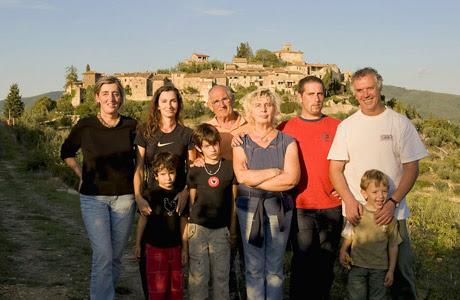 sieni  family
