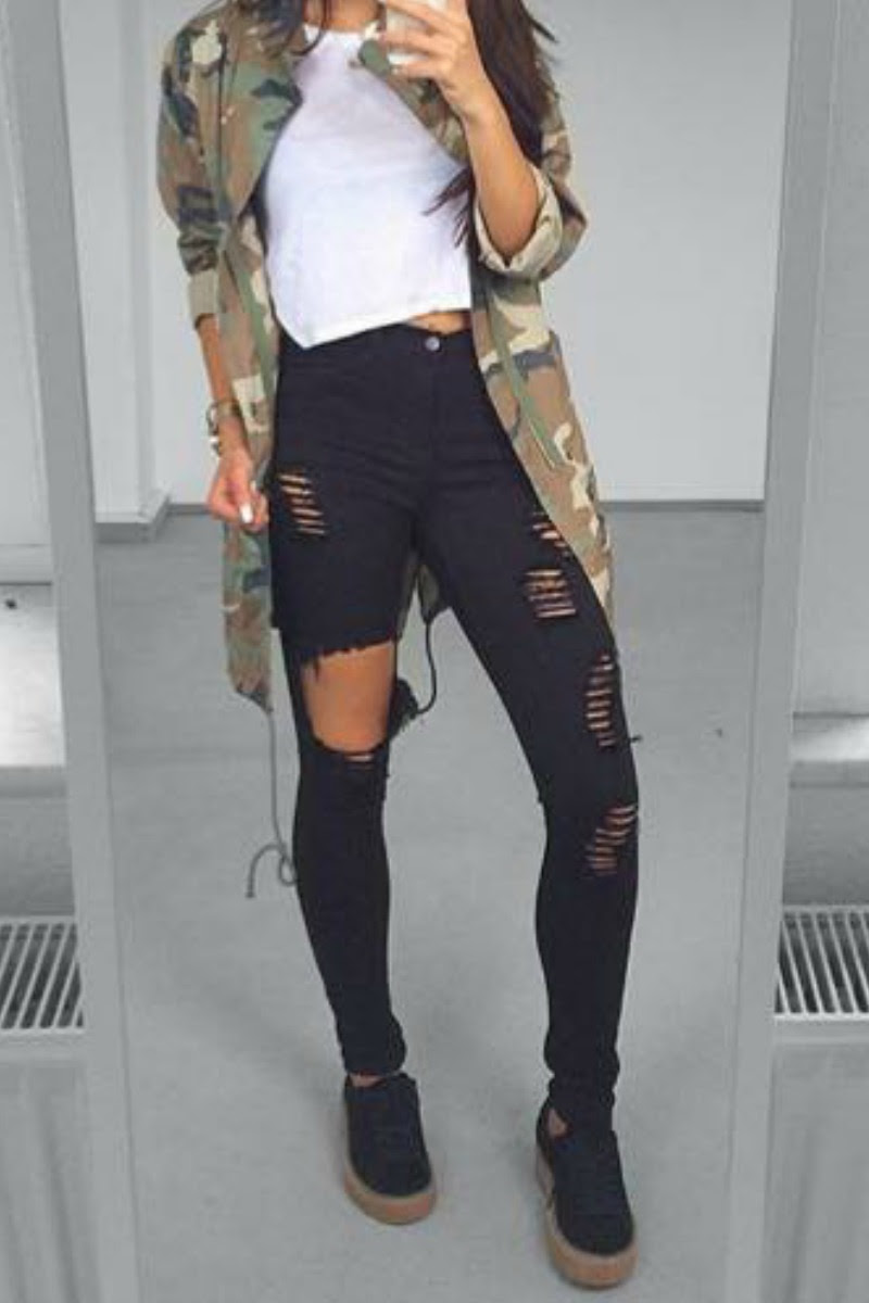 Outfit Ideas Black Jeans Outfit Ideas For Teenagers
