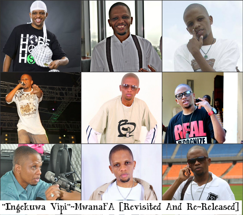 Ingekuwa Vipi-Revisited And Re-Released
