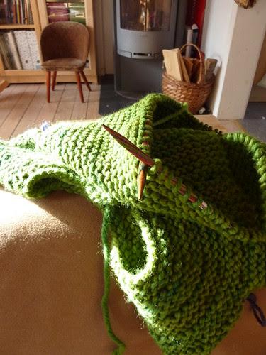 Jeg elsker å strikke!