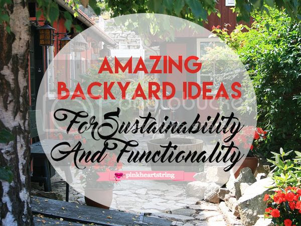 Amazing Backyard Ideas For Sustainability