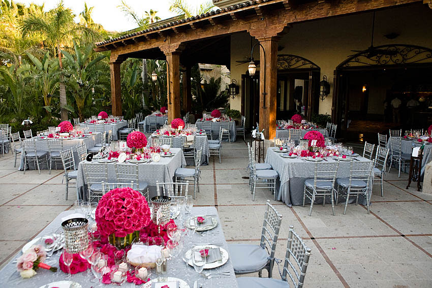 Pink Wedding Centerpieces Wedding Decorations