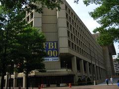 2008 07 05 - Washington DC - J Edgar Hoover Bu...