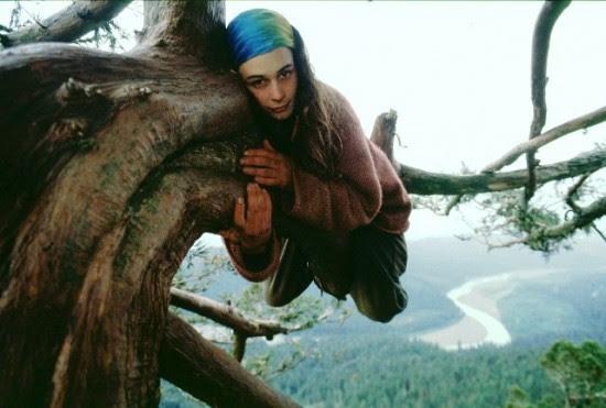 perierga.gr - Έζησε για 2 χρόνια στο δέντρο για να το σώσει!