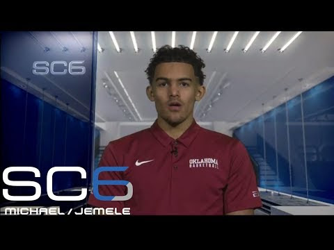 Oklahoma star Trae Young responds to Stephen Curry's comments