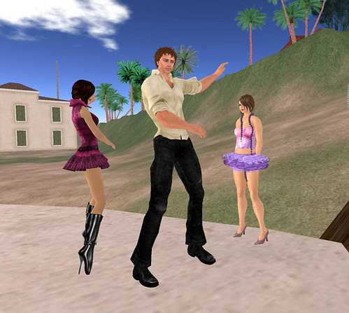 Beloved Party - Emerald, Jon, Elizabeth