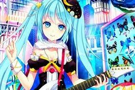 Unduh 85+ Background Anime Miku Paling Keren