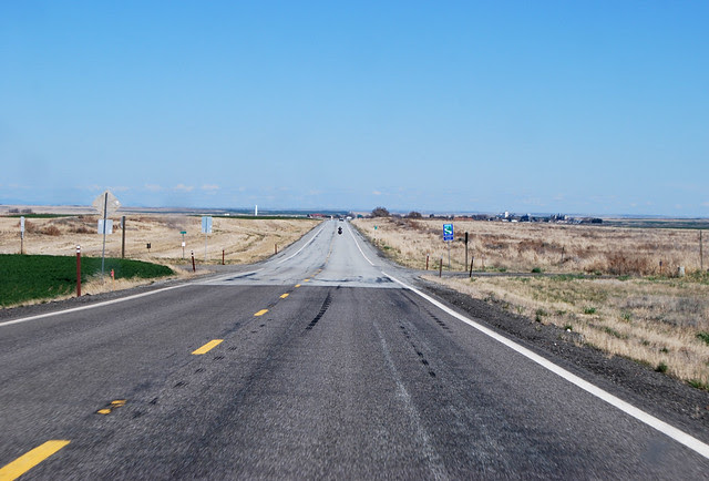 SR 172 at Lone Butte