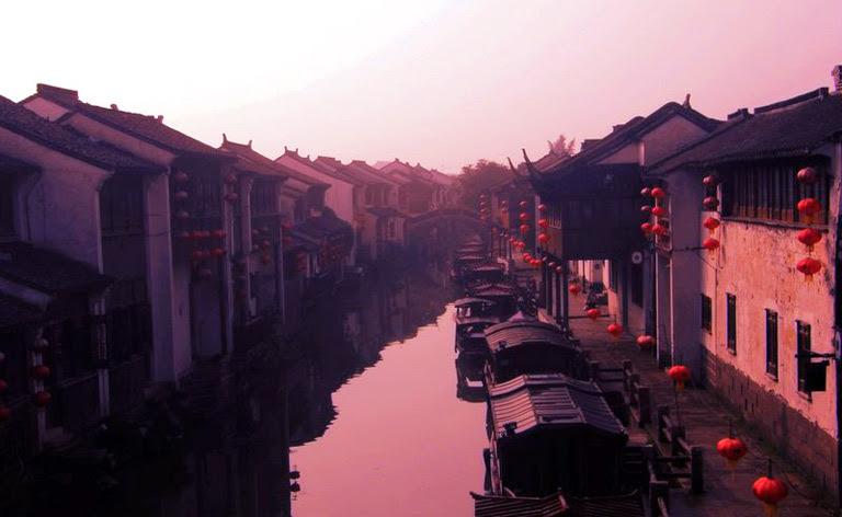 Shantang Street Suzhou Seven Mile Shantang Highlights