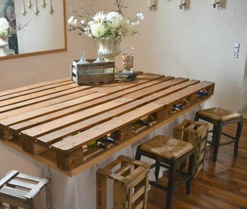 Kücheninsel selber bauen - Ideen für kreative ...