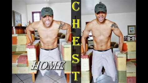 fitness chest exercise dips  home youtube