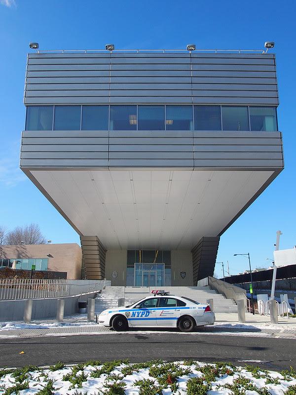 121st Police Precinct Station House