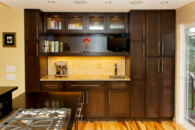 Cardell Cabinetry Parr Cabinet Seattle WA