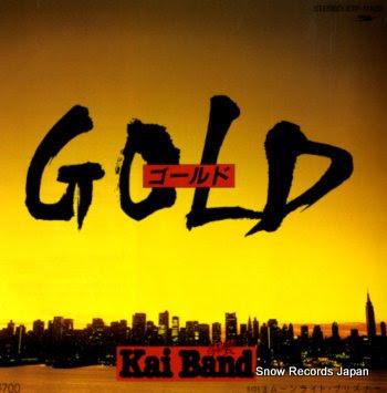 KAI BAND gold