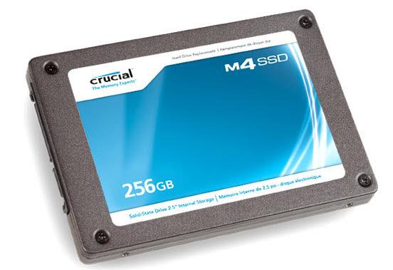 crucial m4 256