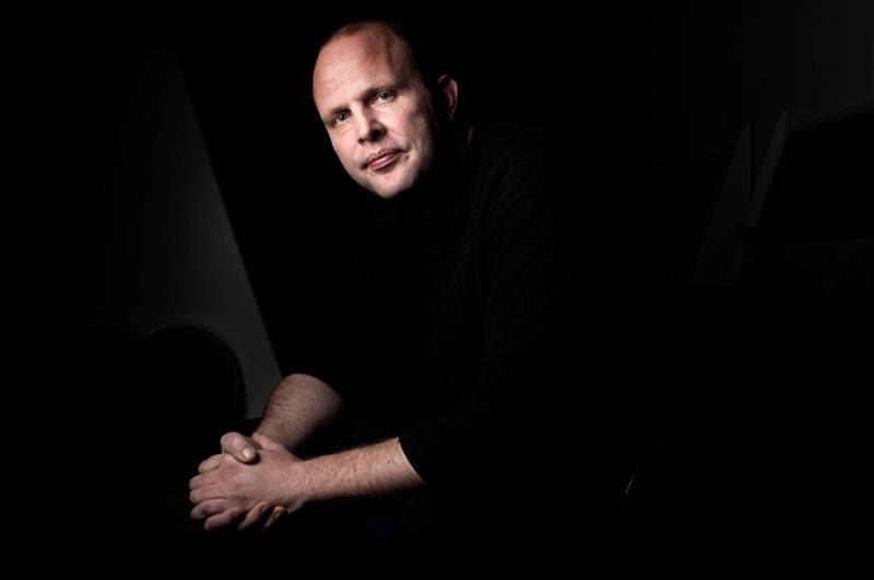 Tidligere rocker, Las Jensen (Foto: Lene Esthave)