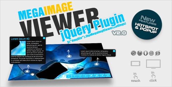 GokcaYon: jQuery Mega Image Viewer animated zoom and pan
