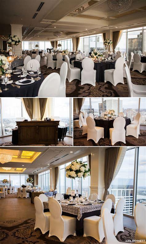 New Petroleum Club of Houston Wedding Photos   Akil