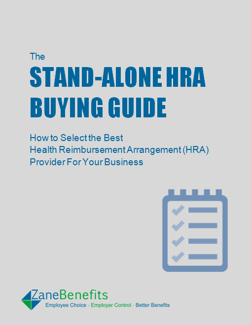 Free Buying Guide: Stand-Alone HRA Plans